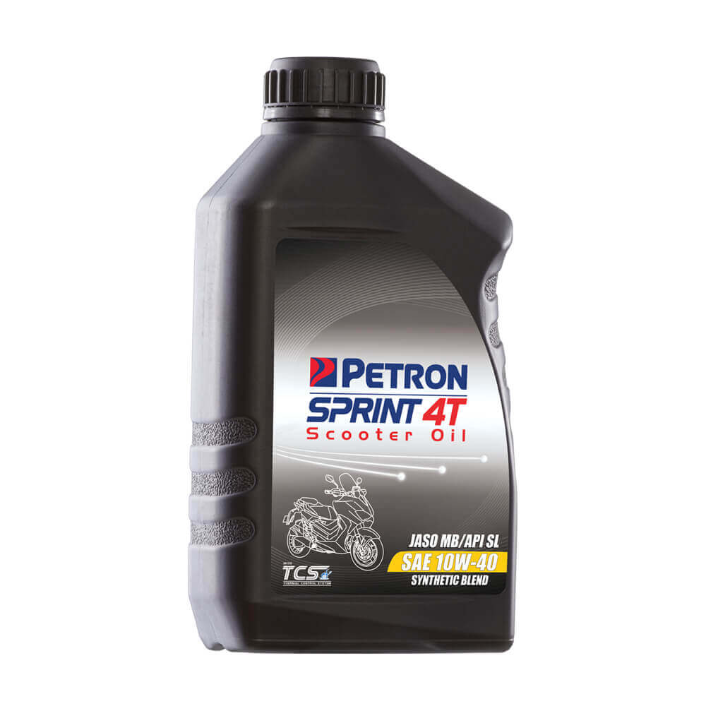 SPRINT 4T SCOOTER OIL (SYNTHETIC BLEND)
