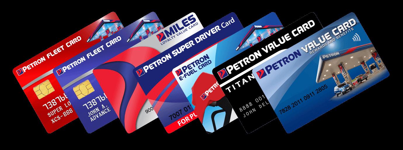 PMILES – Petron Value Card | Petron