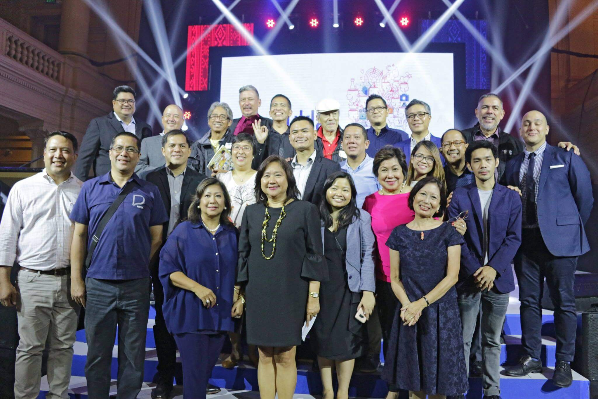 Vision Petron presents 2017 roster of winners