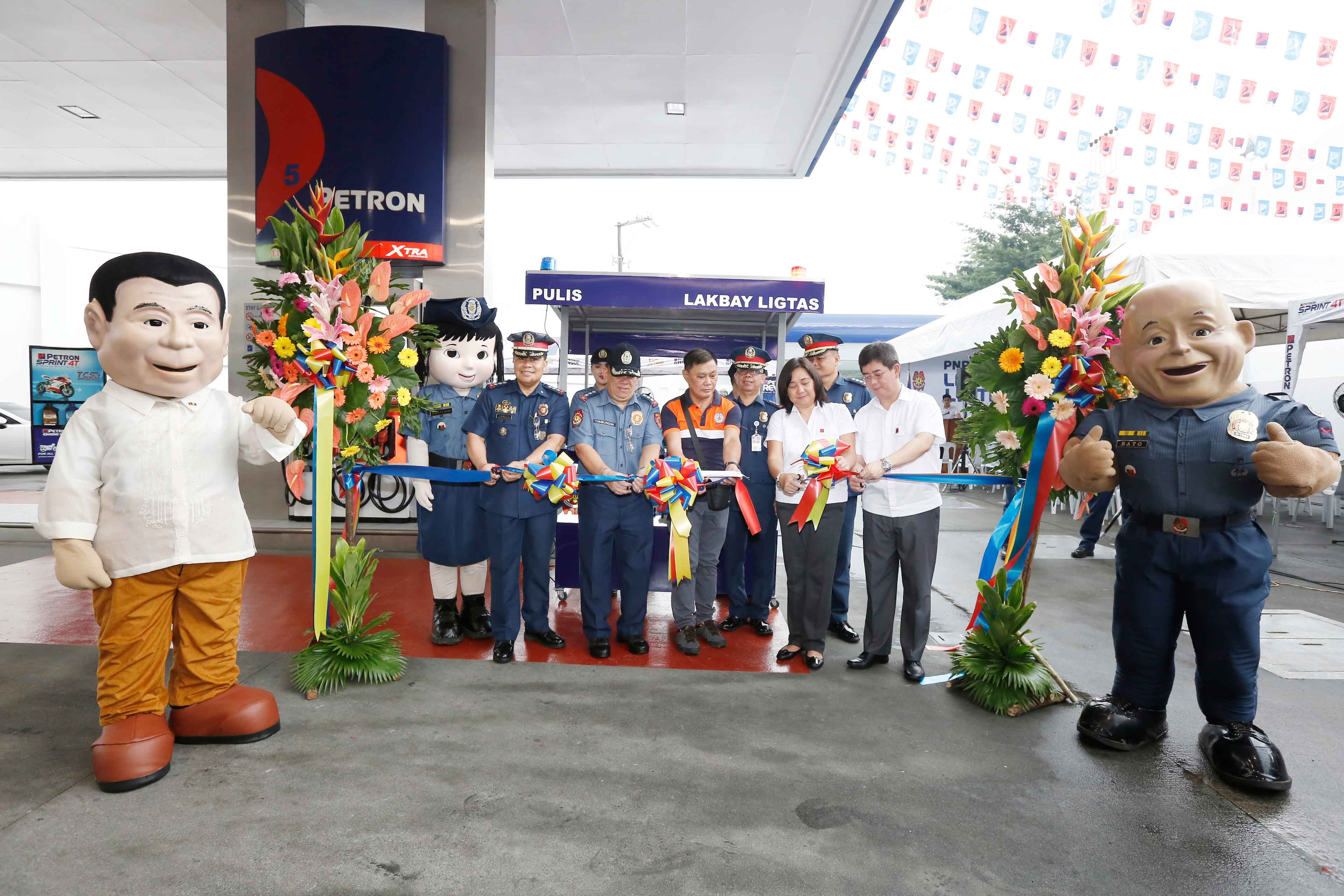 PNP, Petron Bring Lakbay Ligtas to more communities nationwide