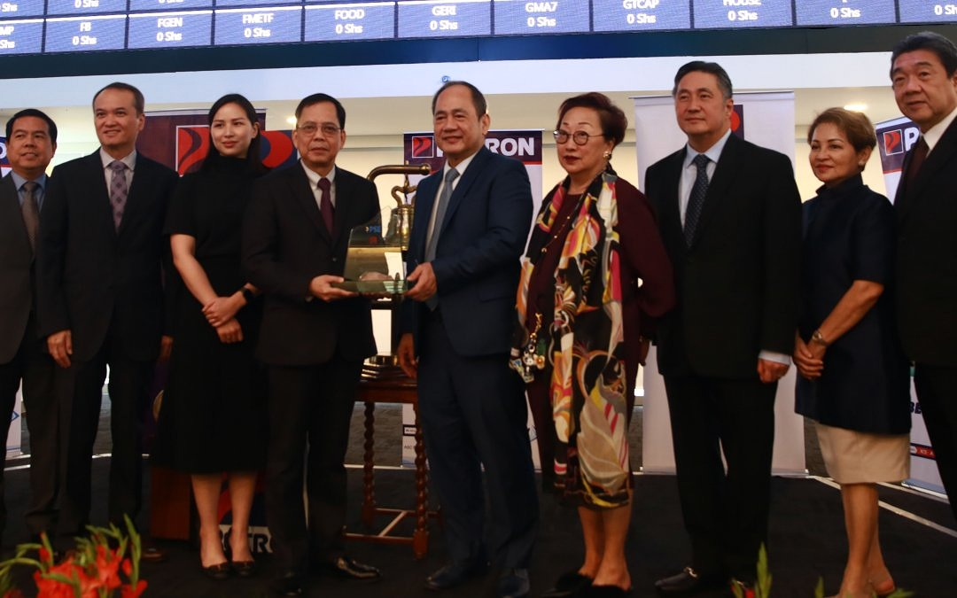 Petron Corporation Celebrates 25 Years as a Listed Company