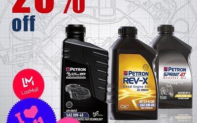 Petron x Lazada 11.11 SALE! (Nov. 11, 2019)