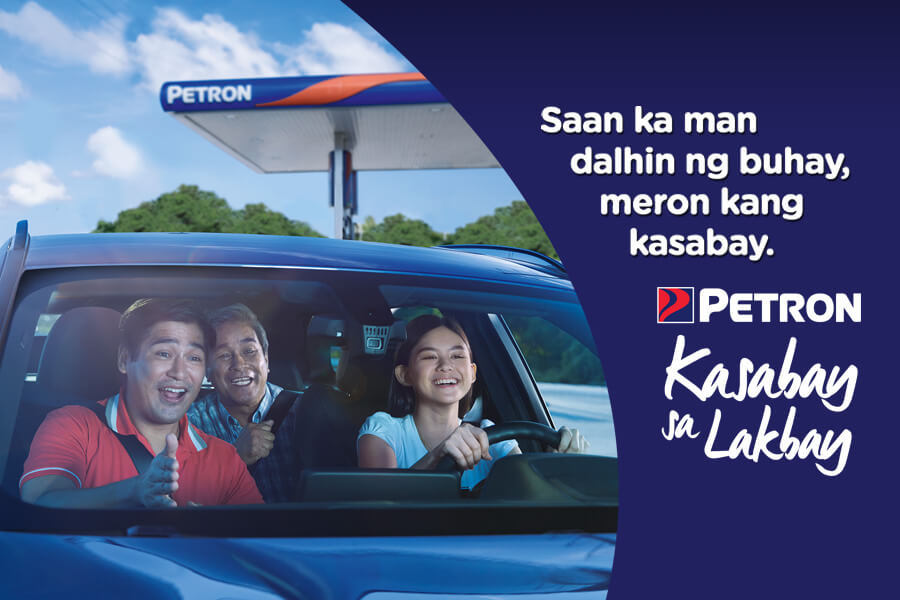 Kasabay sa Lakbay: A nostalgic look at Petron's intergenerational service to Filipino motorists