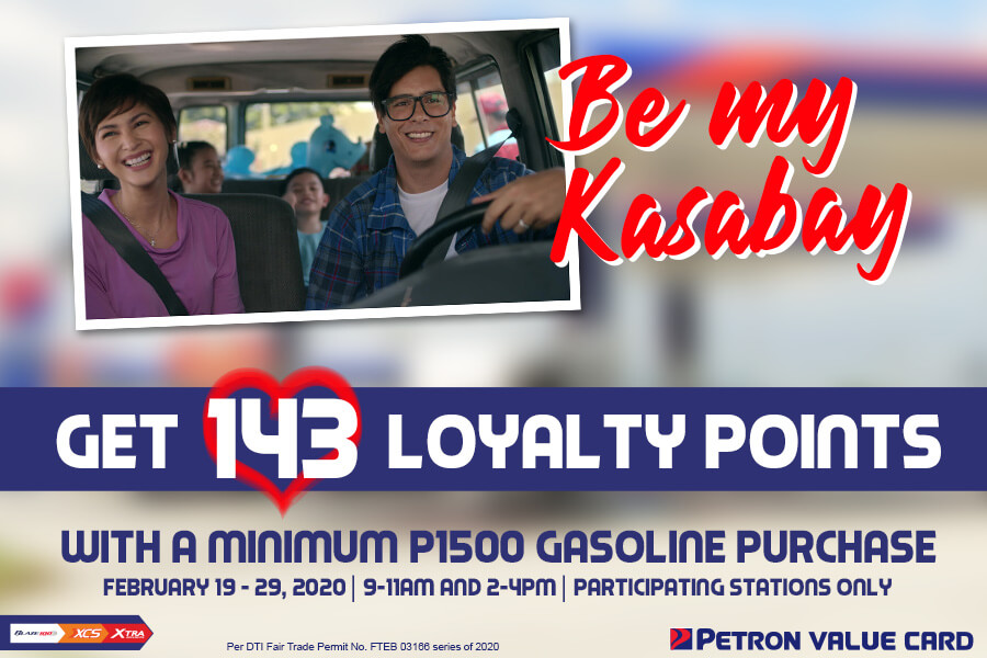 Be My Kasabay Promo (Feb. 19-20, 2020)