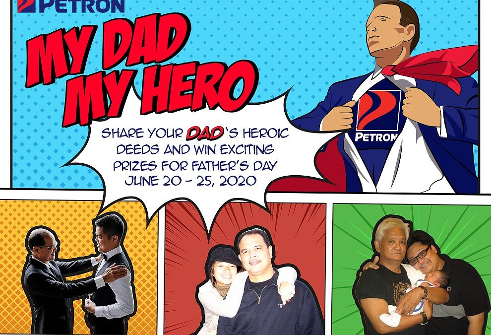 My Dad, My Hero (June 20-25, 2020)