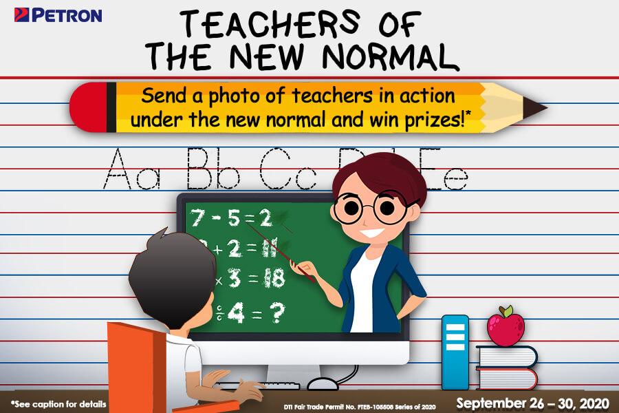 Teacher's Day Promo (September 26-30, 2020)