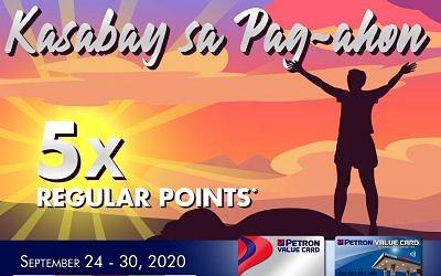 Kasabay sa Pag-Ahon (5x PVC Points Promo)