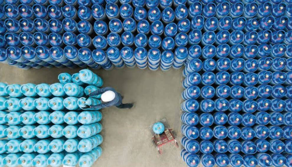 Petron lauds gov't efforts to curb illegal LPG refilling