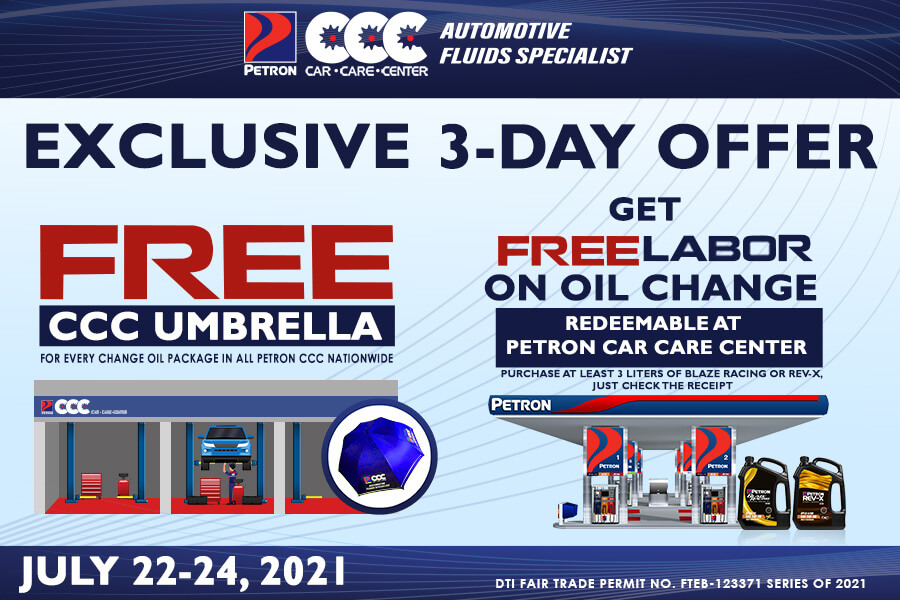 CCC Automotive Fluids Specialist: Exclusive 3-Day Offer (July 22-24)