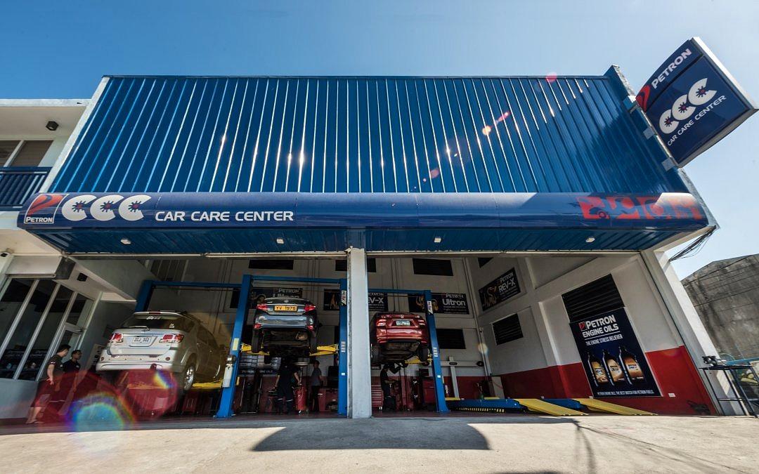 Petron Car Care Center —The Automotive Fluids Specialist